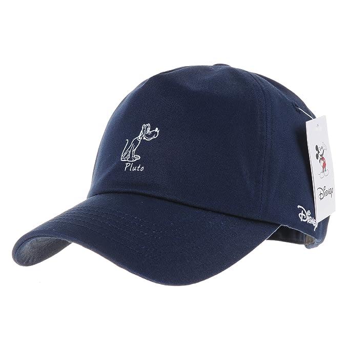 WITHMOONS Gorras de béisbol gorra de Trucker sombrero de Disney Pluto the  Pup Club House Baseball Cap CR1335 (Navy)  Amazon.es  Ropa y accesorios e2dc3eb35d9