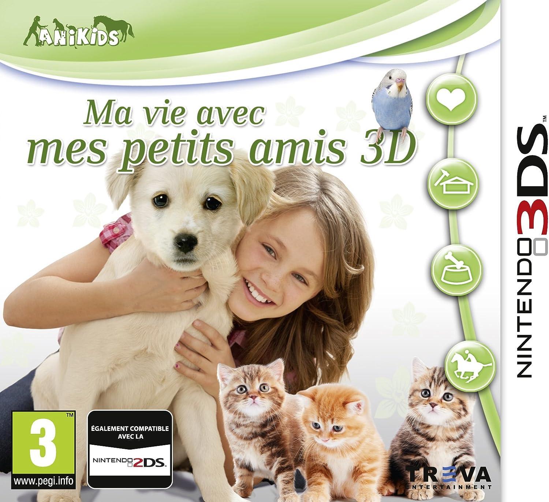 Ma vie avec mes petits amis 3D: Amazon.fr: Jeux vidéo