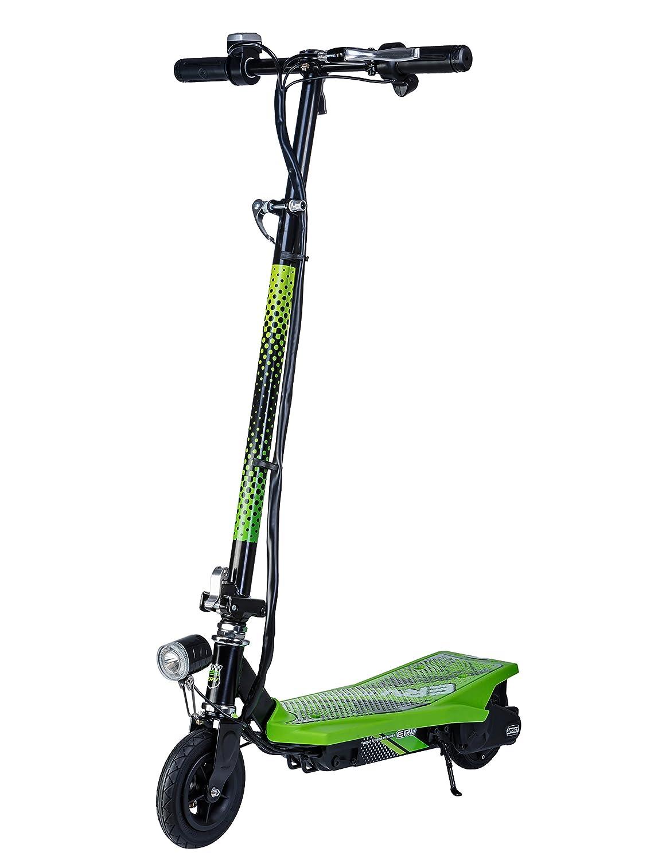Cool&Fun Scooter Eléctrico Plegable 150W (Green): Amazon.es ...