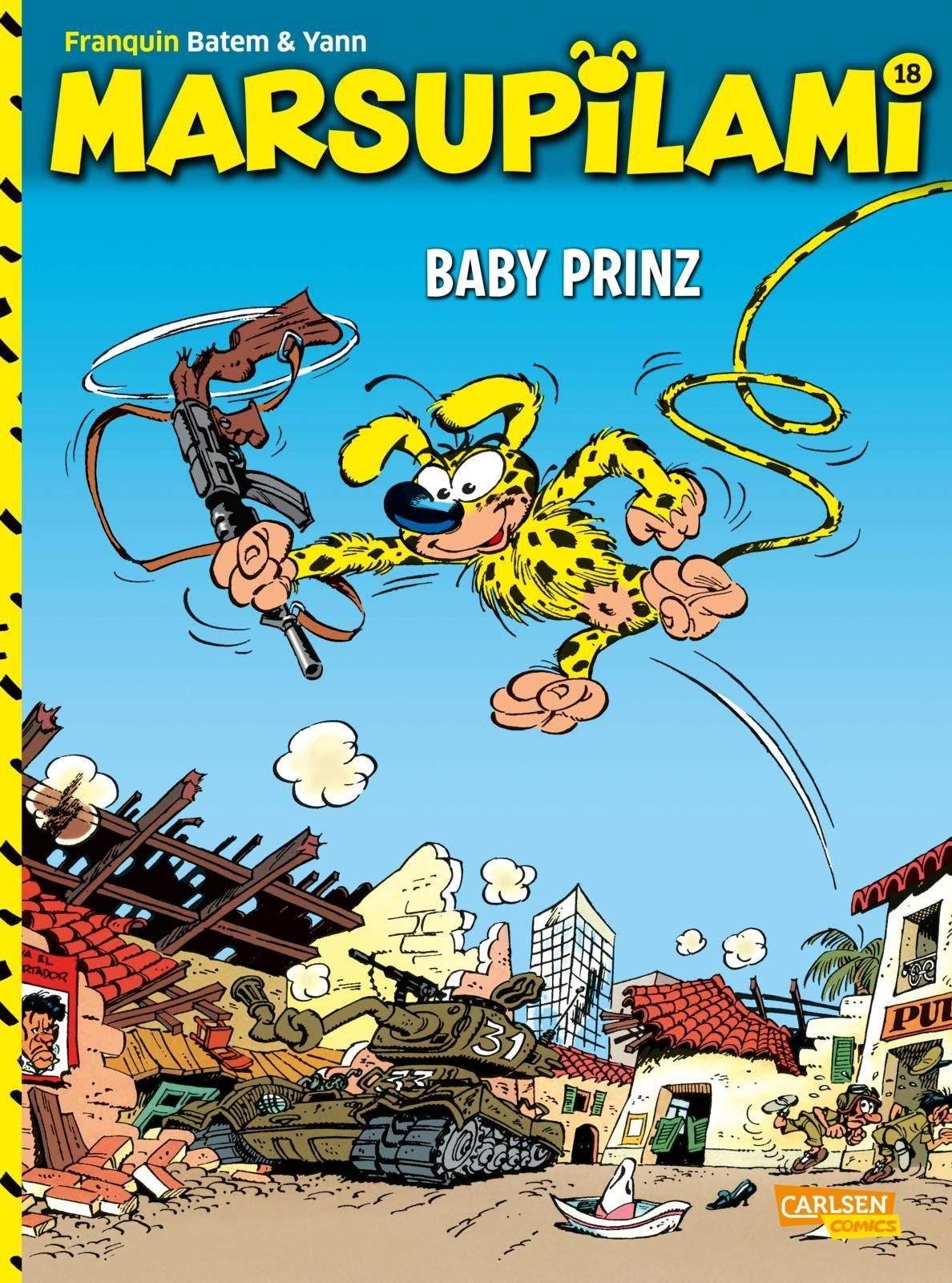Marsupilami 18  Baby Prinz  18