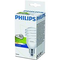 Philips Economy Twister Cdl E27 1Pf/6 Normal Duylu Enerji Tasarruflu Ampul, 23W