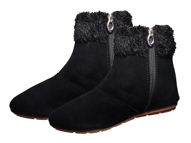 Thari Choice Women's Velvet Shoes