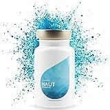LEOVita Haut Vitamine • für ein schönes Hautbild • Bitotin, Vitamin B2, Vitamin A und Zink • 70 Kapseln • 100% Vegan • hergestellt in Deutschland • 100% Zufriedenheitsgarantie