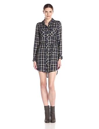 Amazon.com: Rails Women's Nadine Long Sleeve Dress Button Down ...