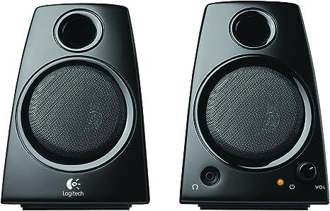 5 W RMS Logitech Z130 2.0 Speaker System Black 980-000417 Desktop