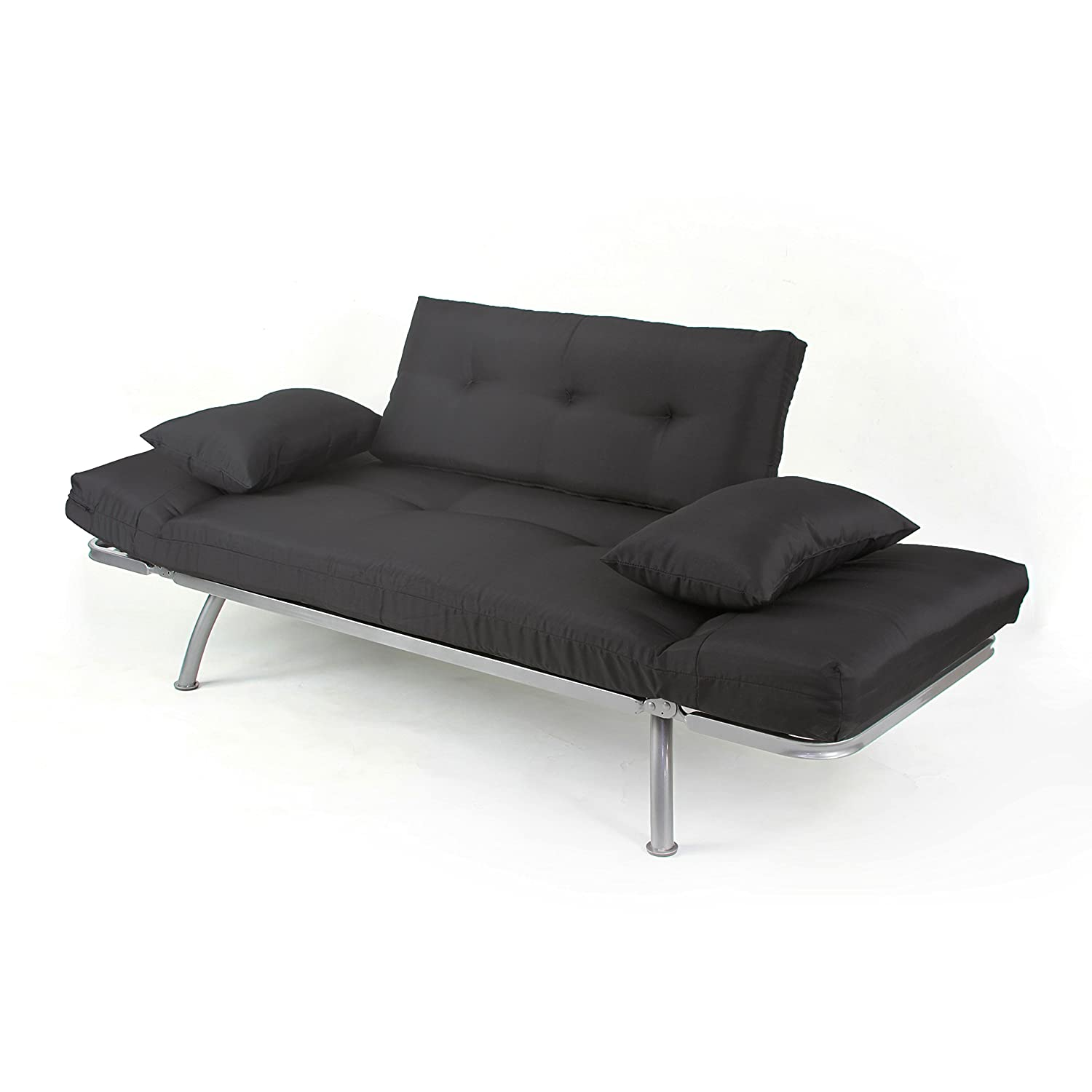 Amazon.com: American Furniture Alliance Mali Flex futon ...