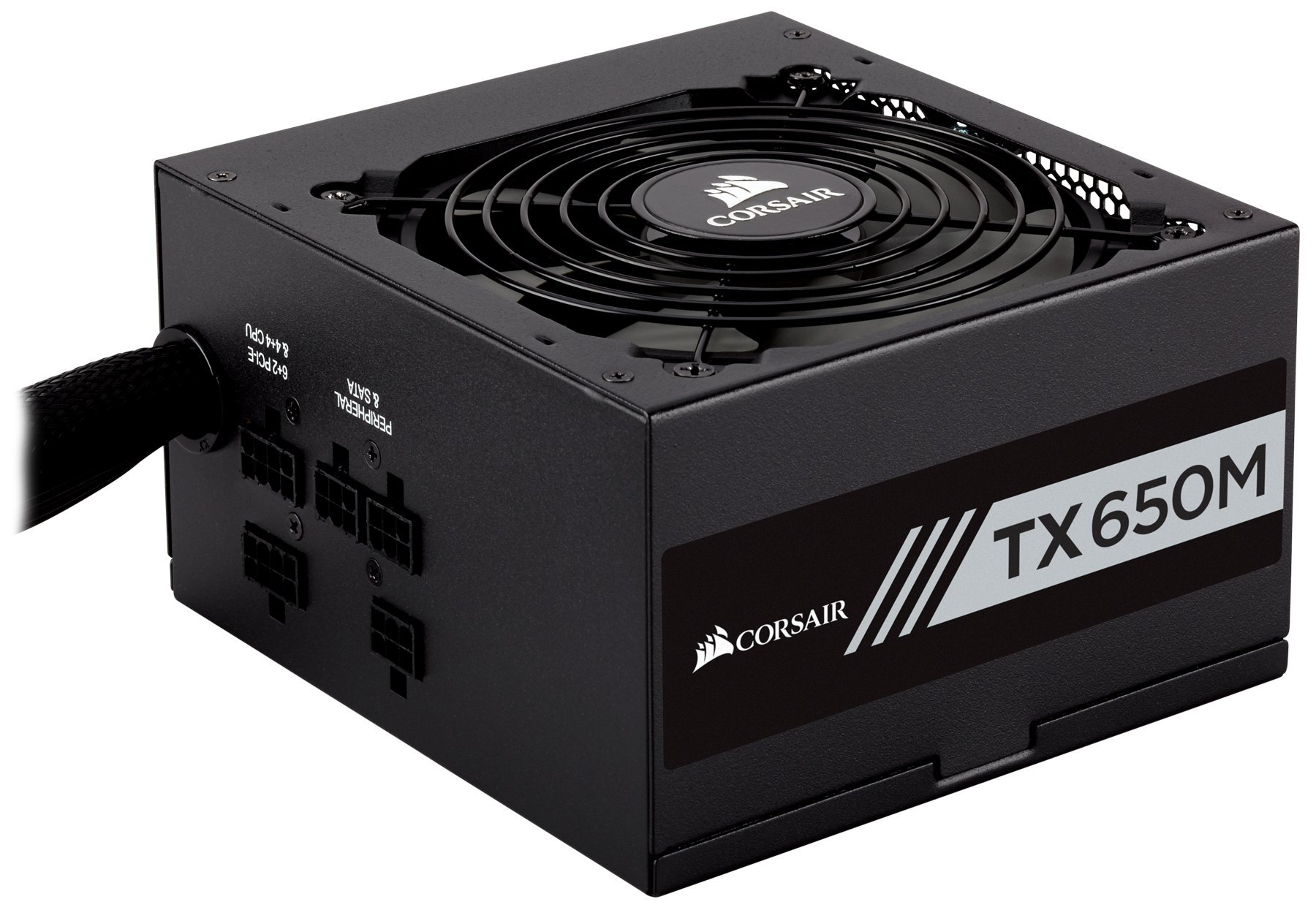 CORSAIR TX Series TX650M 650W 80+ Gold Modular Power Supply by Corsair