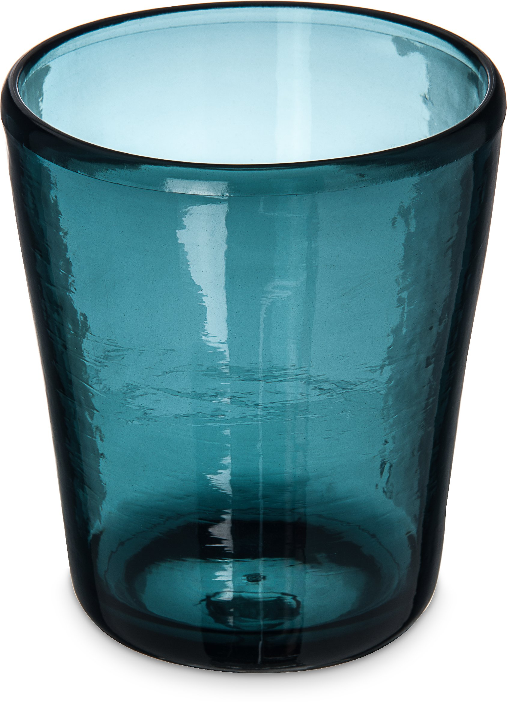 Carlisle MIN544015 Mingle Double Old Fashioned, 14 oz, Tritan, Teal (Pack of 12)