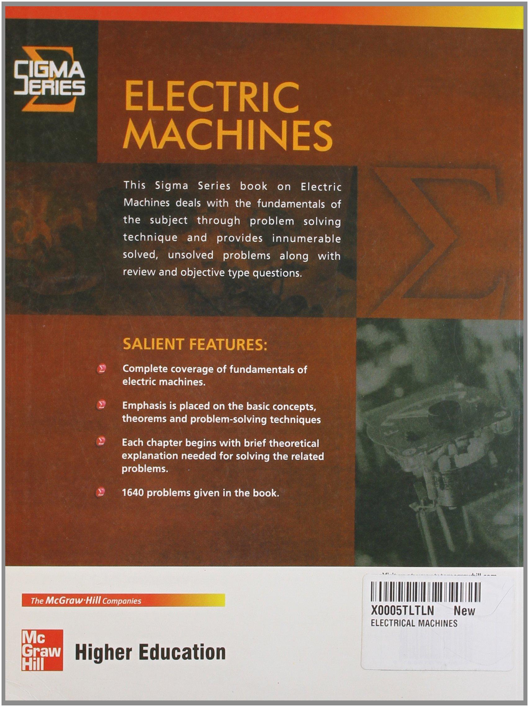 Electric Machines By Nagrath And Kothari Ebook