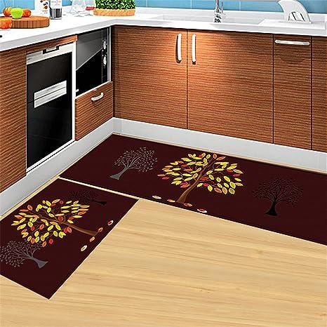 Gomma della casa e cucina tappeti antiscivolo/tiro decorativo runner ...