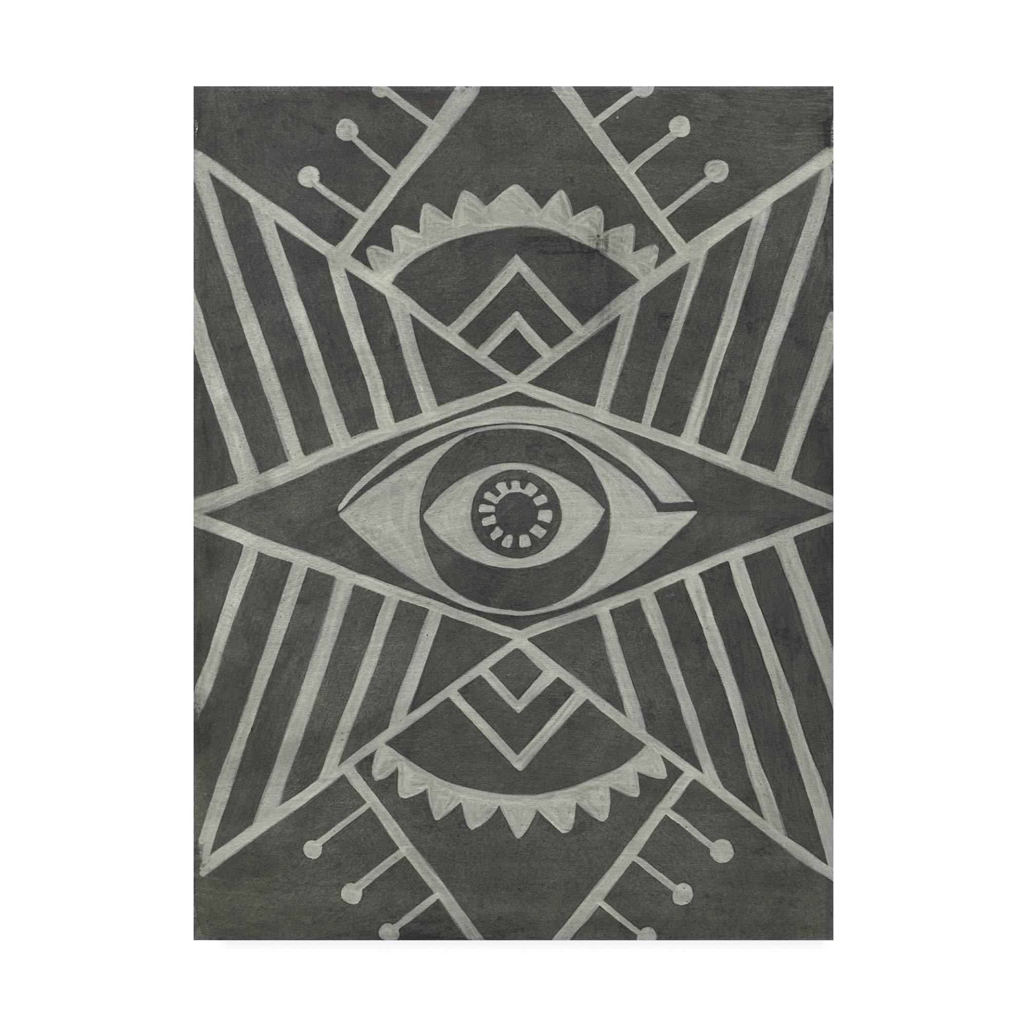 Trademark Fine Art Tarot I by Chariklia Zarris, 35x47 by Trademark Fine Art (Image #1)