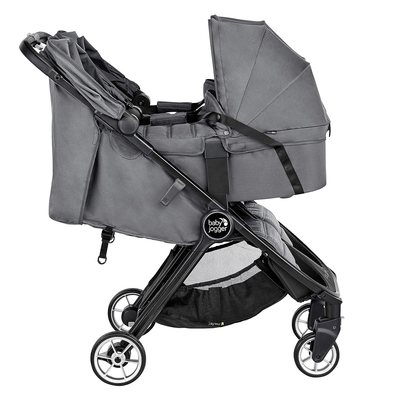 Baby Jogger Infant Bassinet Jet City Tour 2 Double Stroller Carry Cot