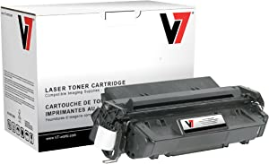 V7 V796AG Remanufactured Toner Cartridge for HP C4096A (HP 96A) - 5000 Page Yield