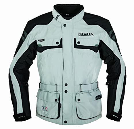 Amazon.com: Richa C_Change chamarra, Motocicletas estándar ...