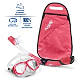 PRODIVE Premium Dry Top Snorkel Set - Impact