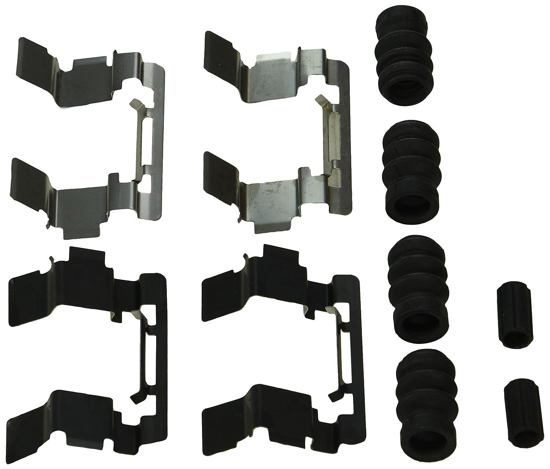 Carlson Quality Brake Parts H5677Q Disc Brake Hardware Kit