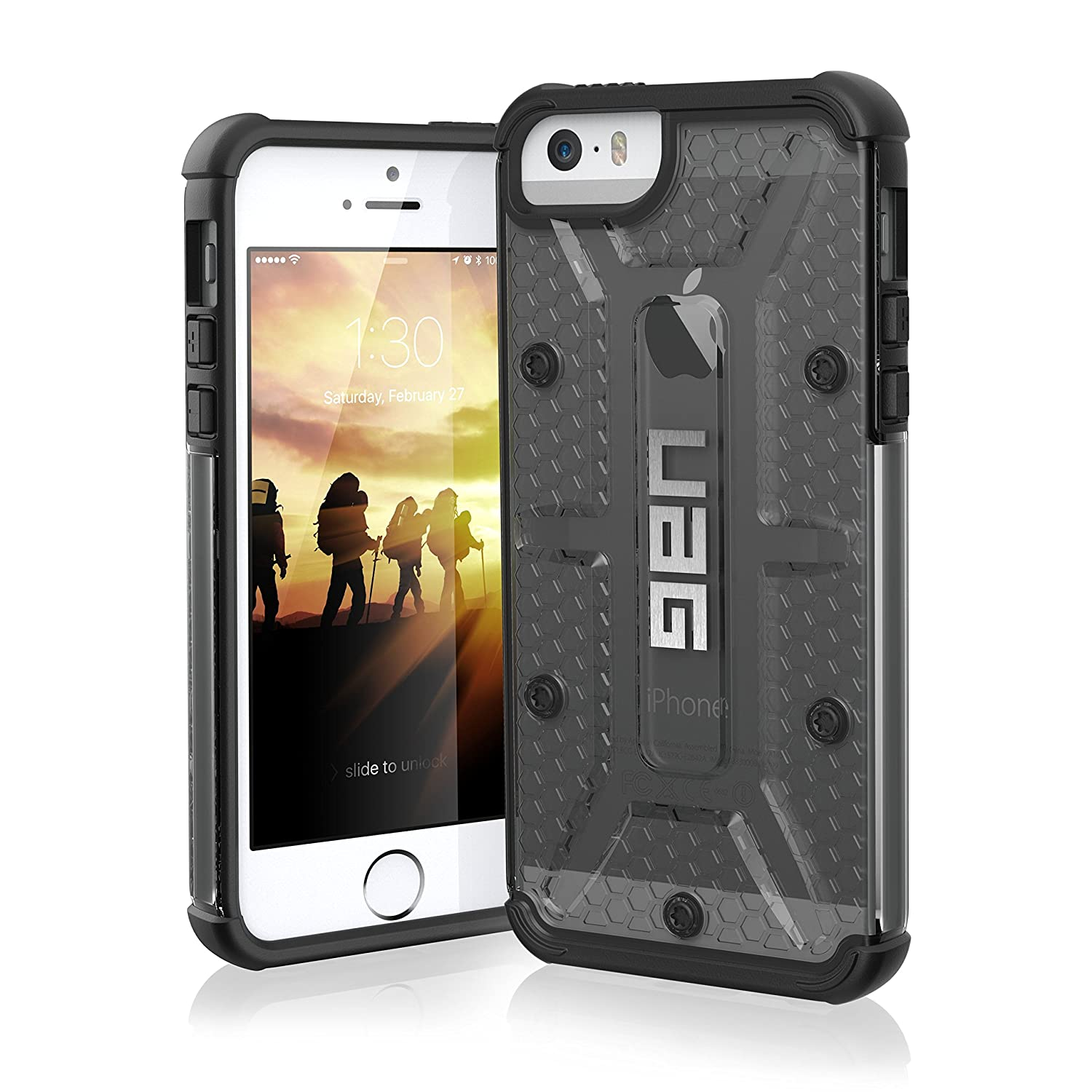 custodia rugged iphone se