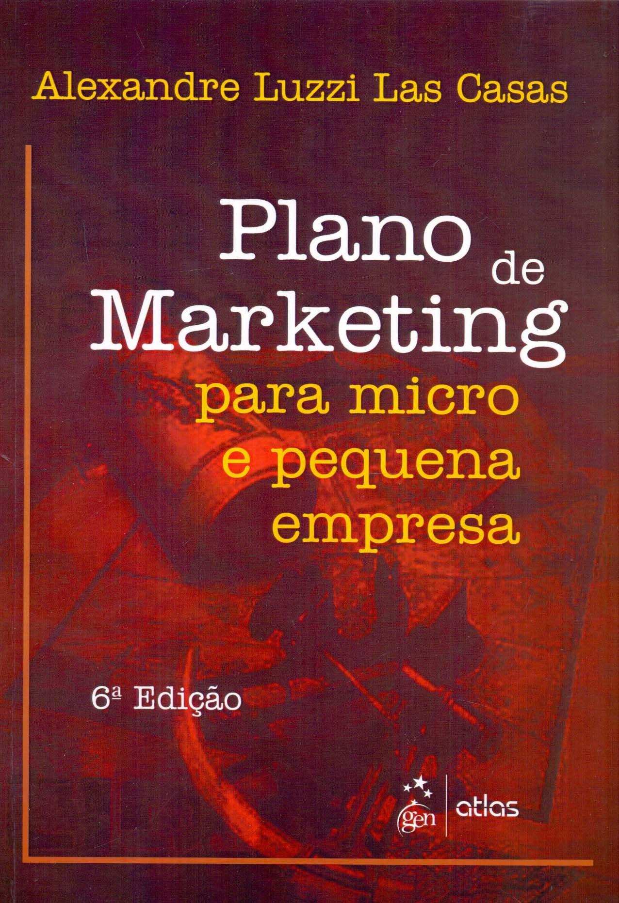 Download Plano de Marketing Para Micro e Pequena Empresa (Em Portuguese do Brasil) PDF