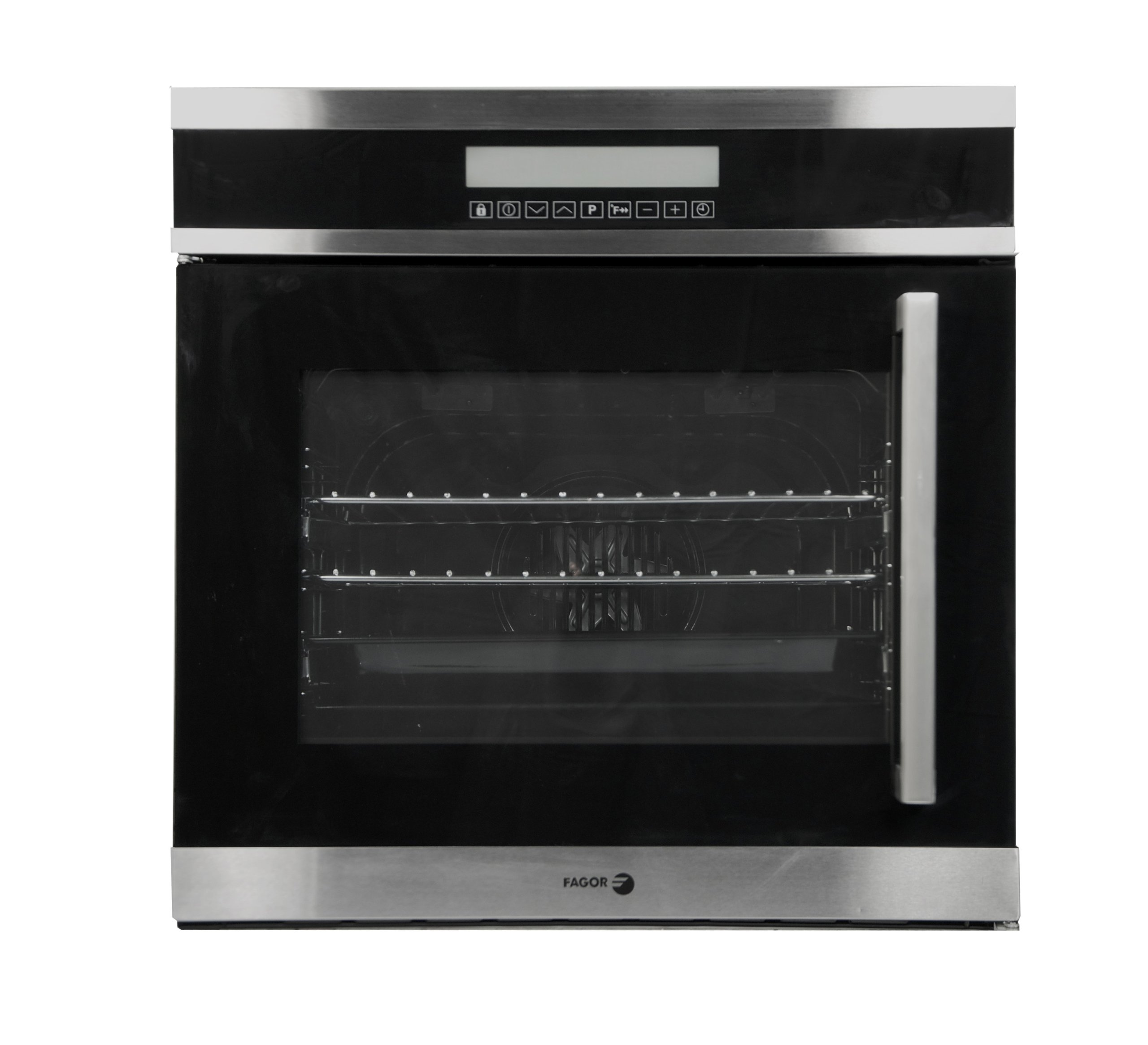 Fagor 6HA-200TLX Convection Wall Oven with Left Hand Touch Controls and 4 Cooking Programs, 24-Inch by Fagor