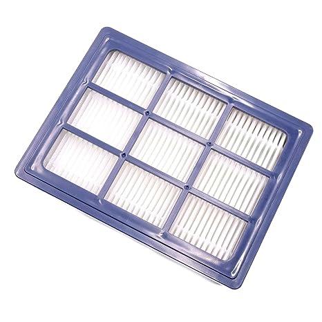 vhbw Filtro de Aspirador para Nilfisk Select Comfort Allergy, Select Comfort Parquet, Select Superior