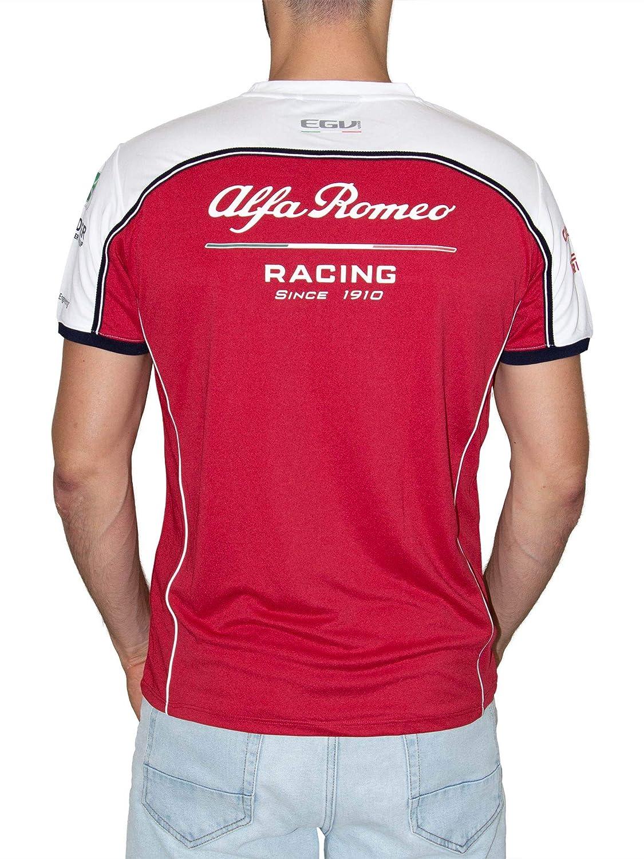 Maglietta da Uomo Alfa Romeo Racing Sauber Motorsport