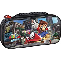 Nintendo Switch Game Traveler Deluxe System Case Mario Odyssey Design