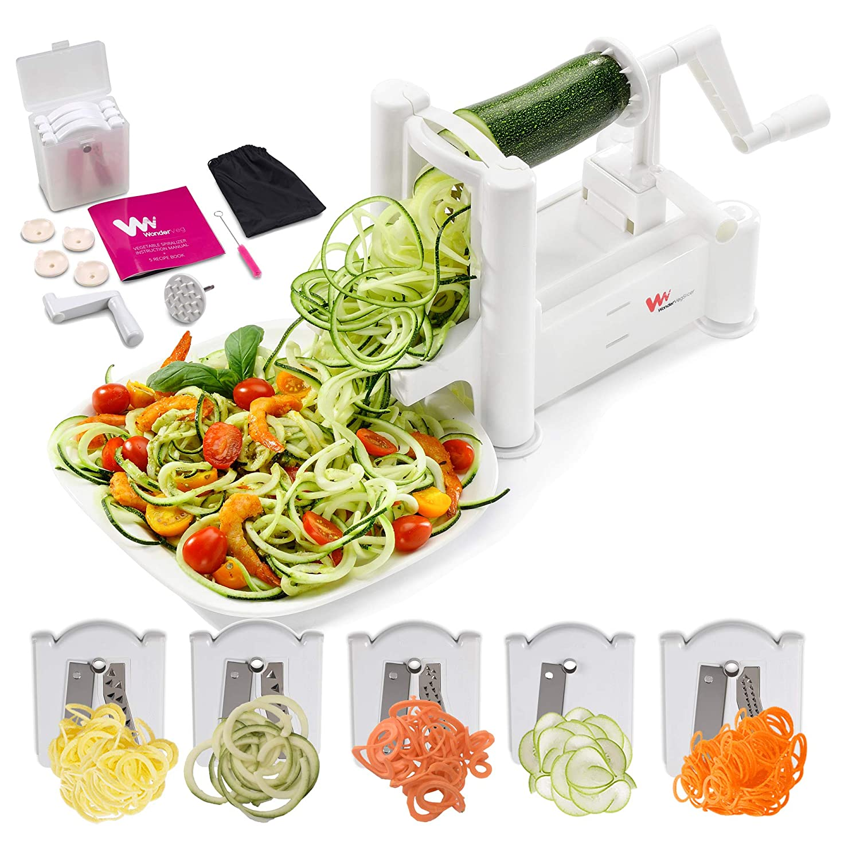utensilios de cocina saludable