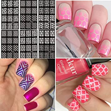 Dancingnail Nail Sticker French Manicure Stickers New Designs Nail