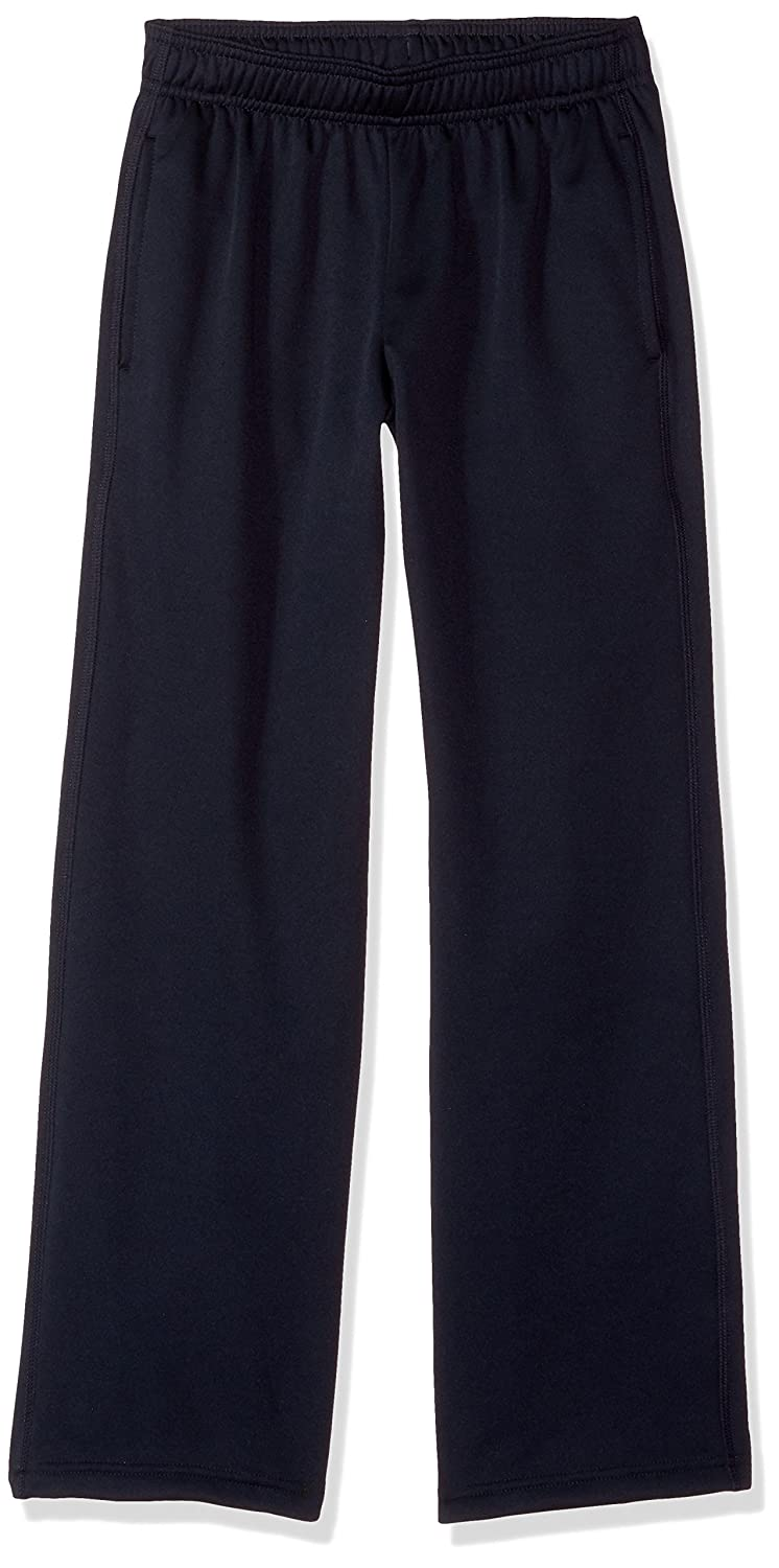 Hanes Boys Big Boys Tech Fleece Open Leg Pant with Pockets OD260
