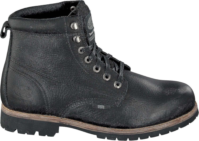 Dockers Winter Boots Black: Amazon.co