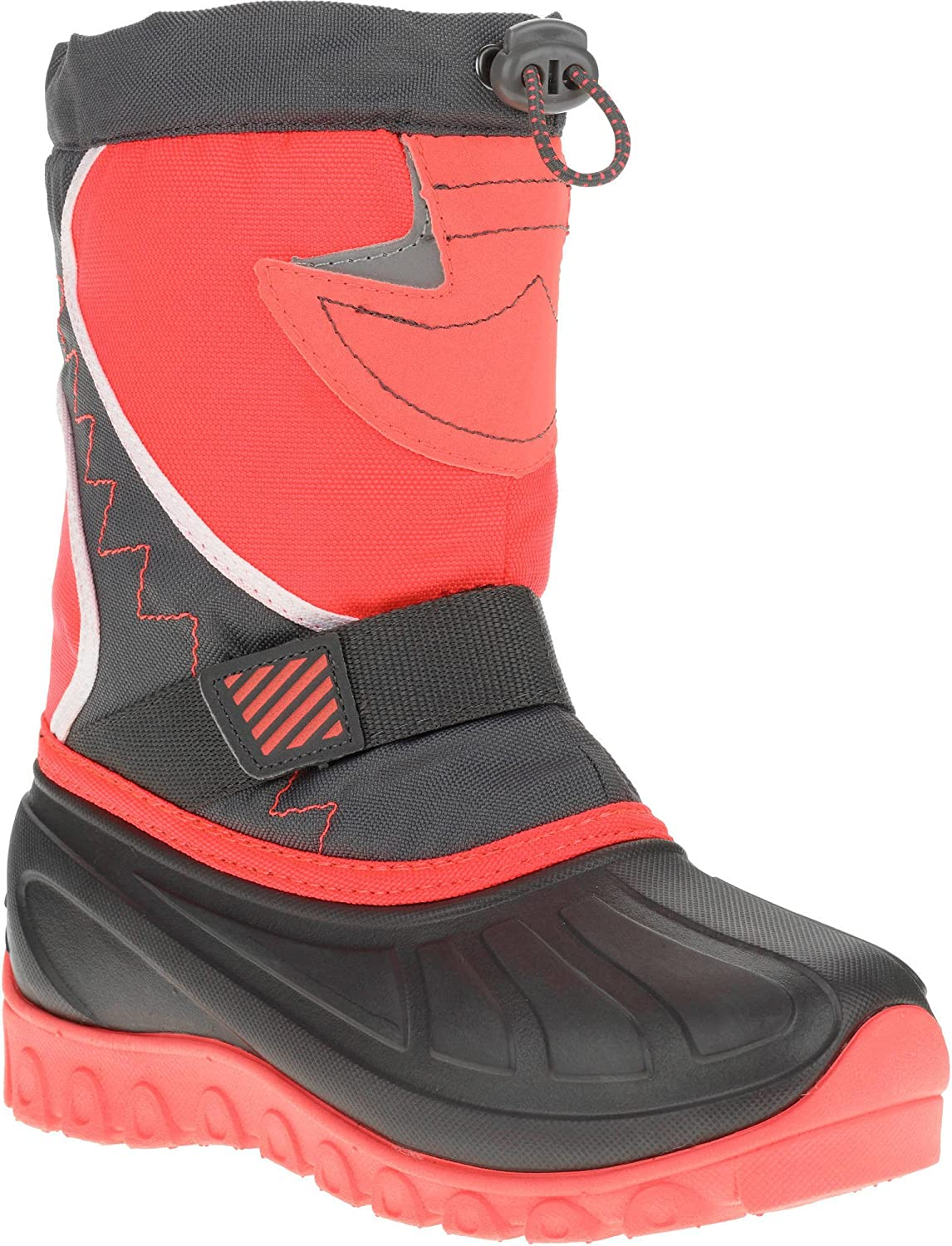 OZARK TRAIL Toddler Girls' Temp Rated Pull-on Winter Boot