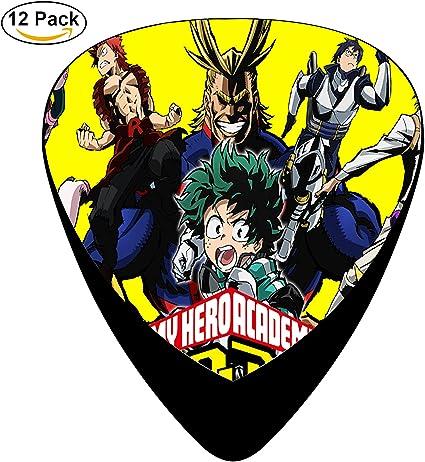 My Hero Academia Púas de guitarra púa para guitarra eléctrica o ...