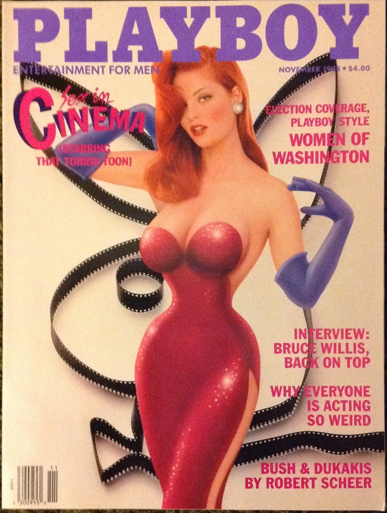 12 best covers of Playboy
