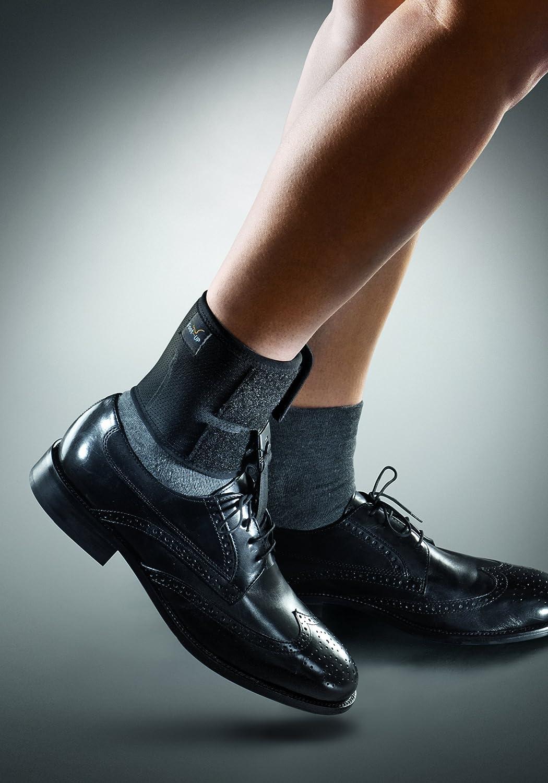 Sporlastic Foot-up 03549318 - Órtesis de pie (talla 2, 500 g), color negro