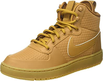 Nike Court Borough Mid Winter, Scarpe da Basket Uomo: Amazon
