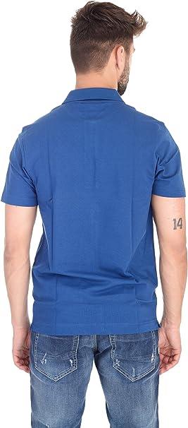 Polo manica corta uomo Lacoste azzurra: Amazon.es: Ropa y accesorios