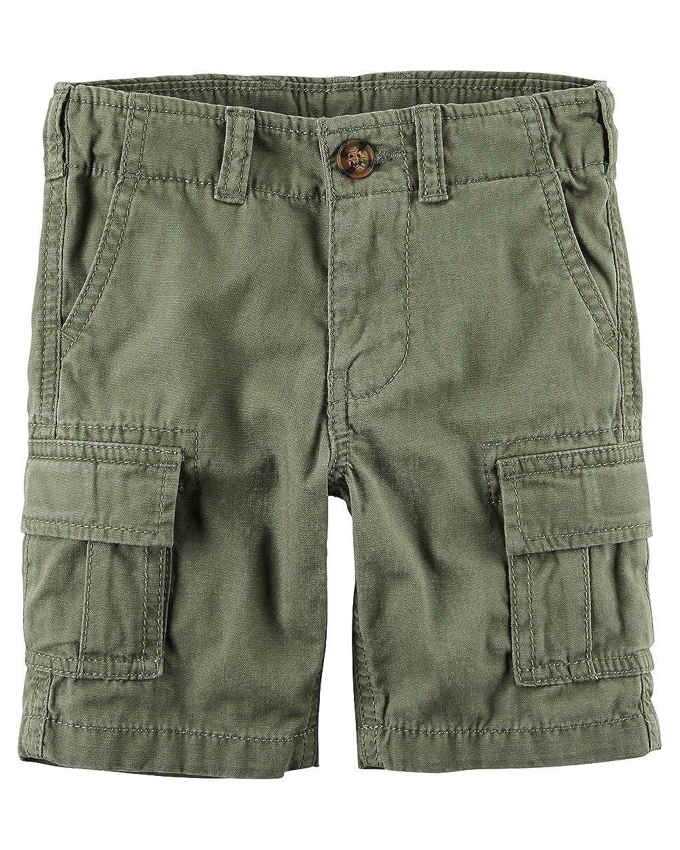 Carters Boys Cargo Shorts Khaki