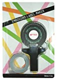 Motex E-101 Black Embossing Label Maker