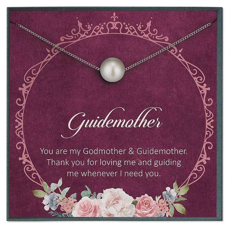 Godmother Appreciation Memento Godmama Godma TMH7 Godmummy Necklace Personalized Godmother Proposal Thank You Keepsake