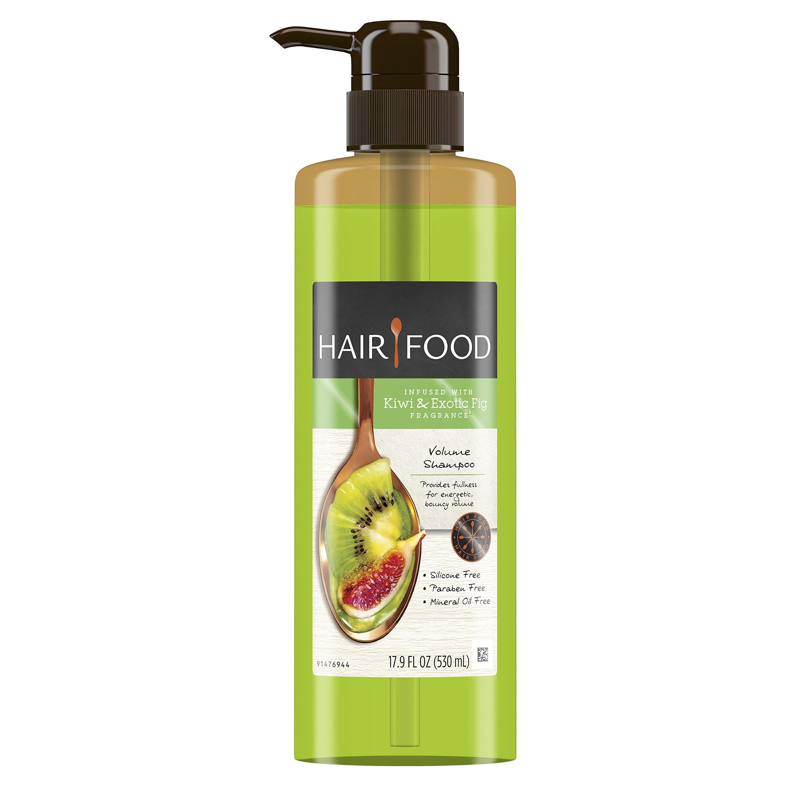 Hair Food Volume Shampoo Infused With Kiwi Fragrance 17.9 fl oz by HAIR FOOD