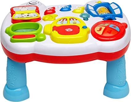 Globo Toys Globo 5072 Vitamina_G Try-Me Panel y Actividades de ...