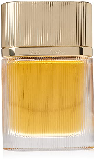 Cartier Must De Cartier Gold Eau De Parfume Spray For Women 50 Ml
