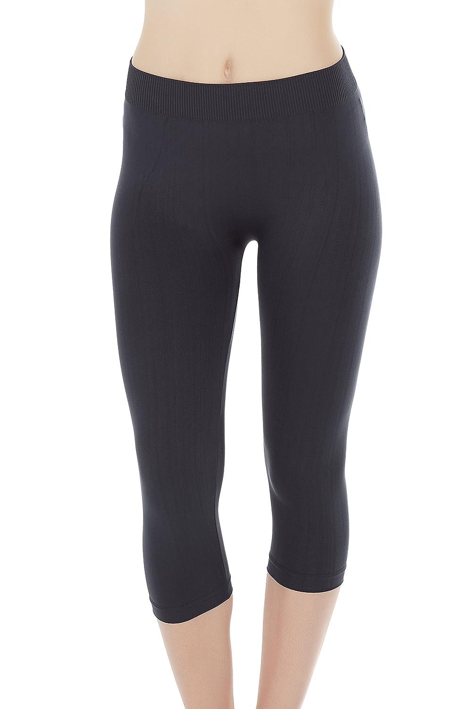 2b6963d557 Top7: Urbamboo Eco-friendly Seamless Capri Yoga Tights/Leggings for Women