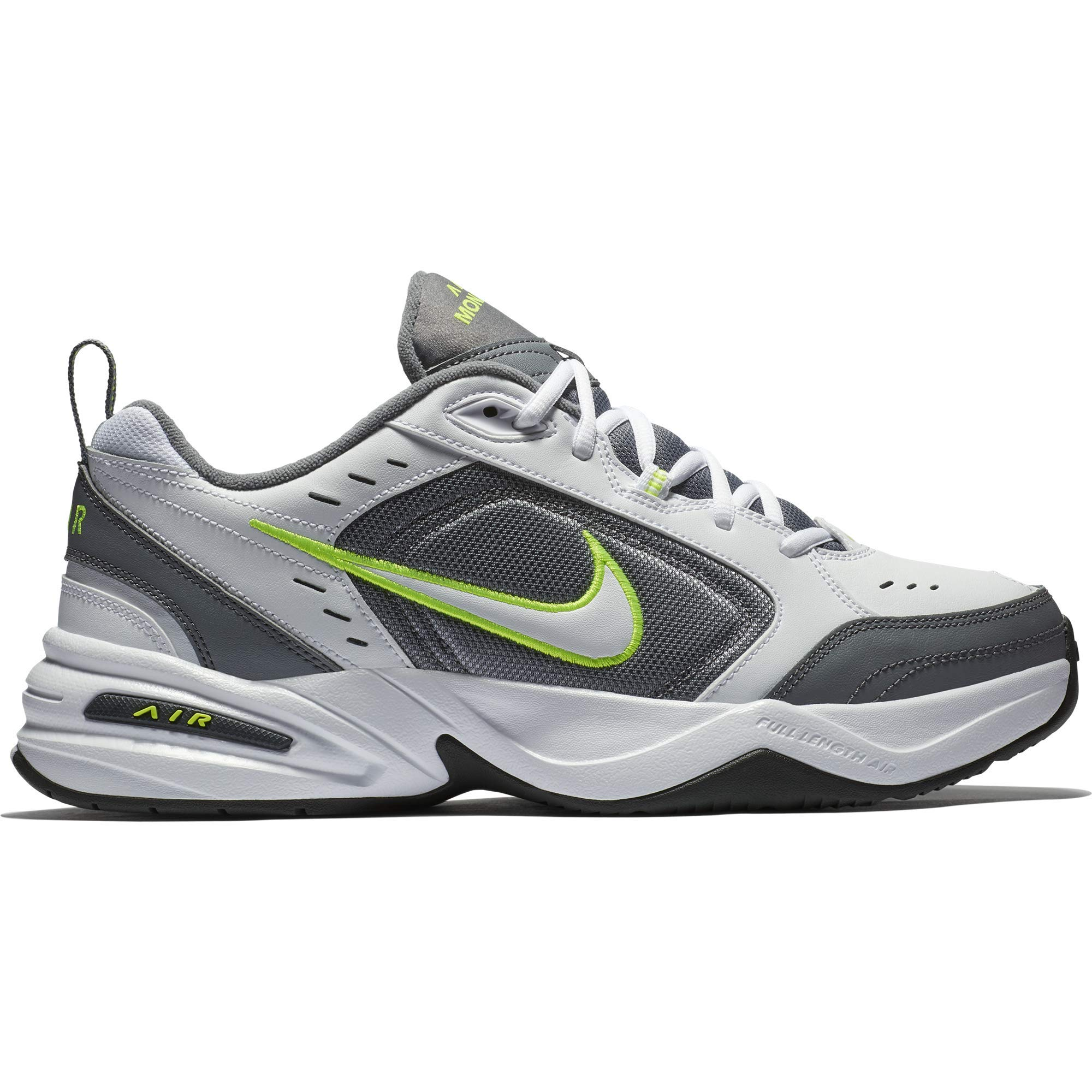 Nike Men's Air Monarch IV Cross Trainer, White-Cool Grey-Anthracite, 6.5 Regular US by Nike (Image #8)