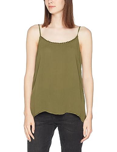 Vila Vitania S/L Top/Dc, Camiseta sin Mangas para Mujer