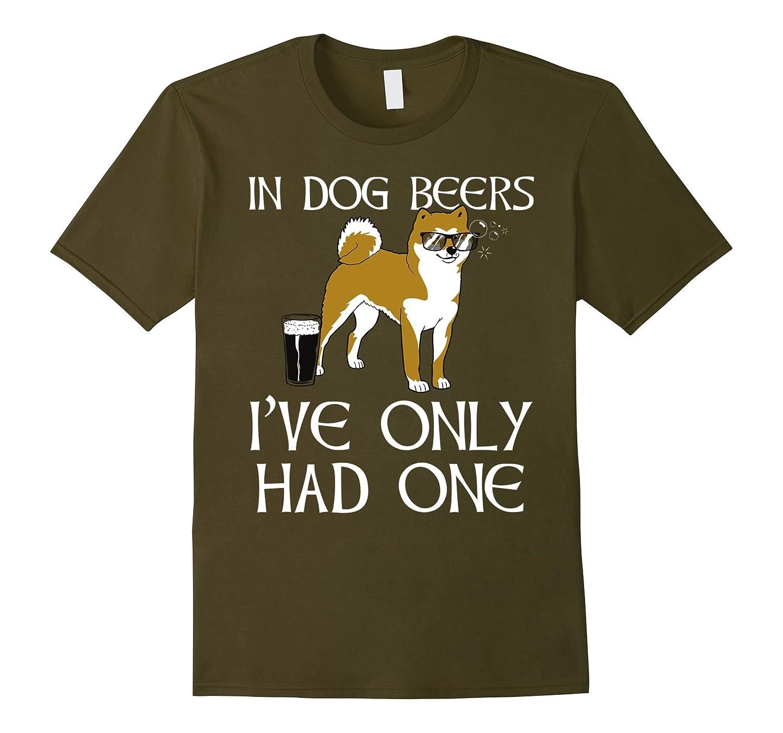 Super Shiba Inu T-Shirt – Funny St. Patrick's Day Irish Tee-alottee gift #NT_23