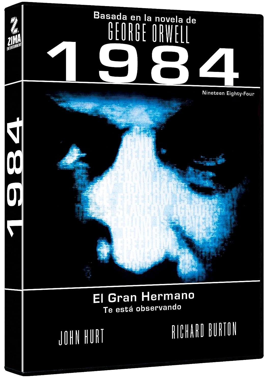 Amazon.com: 1984 (Nineteen Eighty-Four of George Orwell) [NTSC/Region 4  dvd. Import - Latin America] by Michael Radford (Spanish subtitles): Movies  & TV