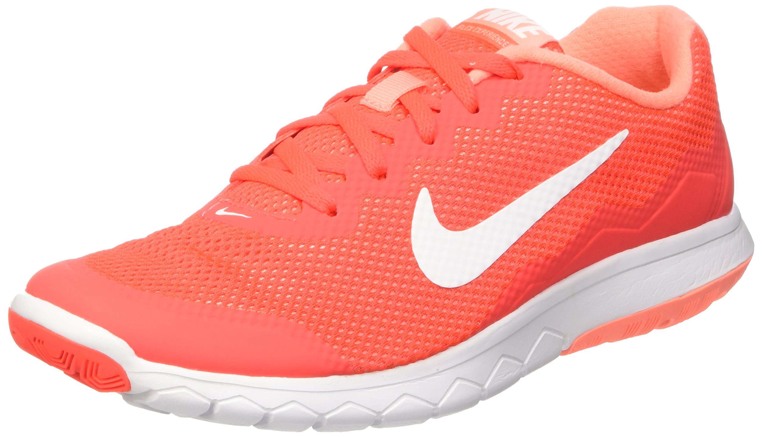 28b9bc1585fc Details about Nike Men s Shox NZ Running Shoe Bright Crimson White-Atomic  Pink-White - 5.5 .