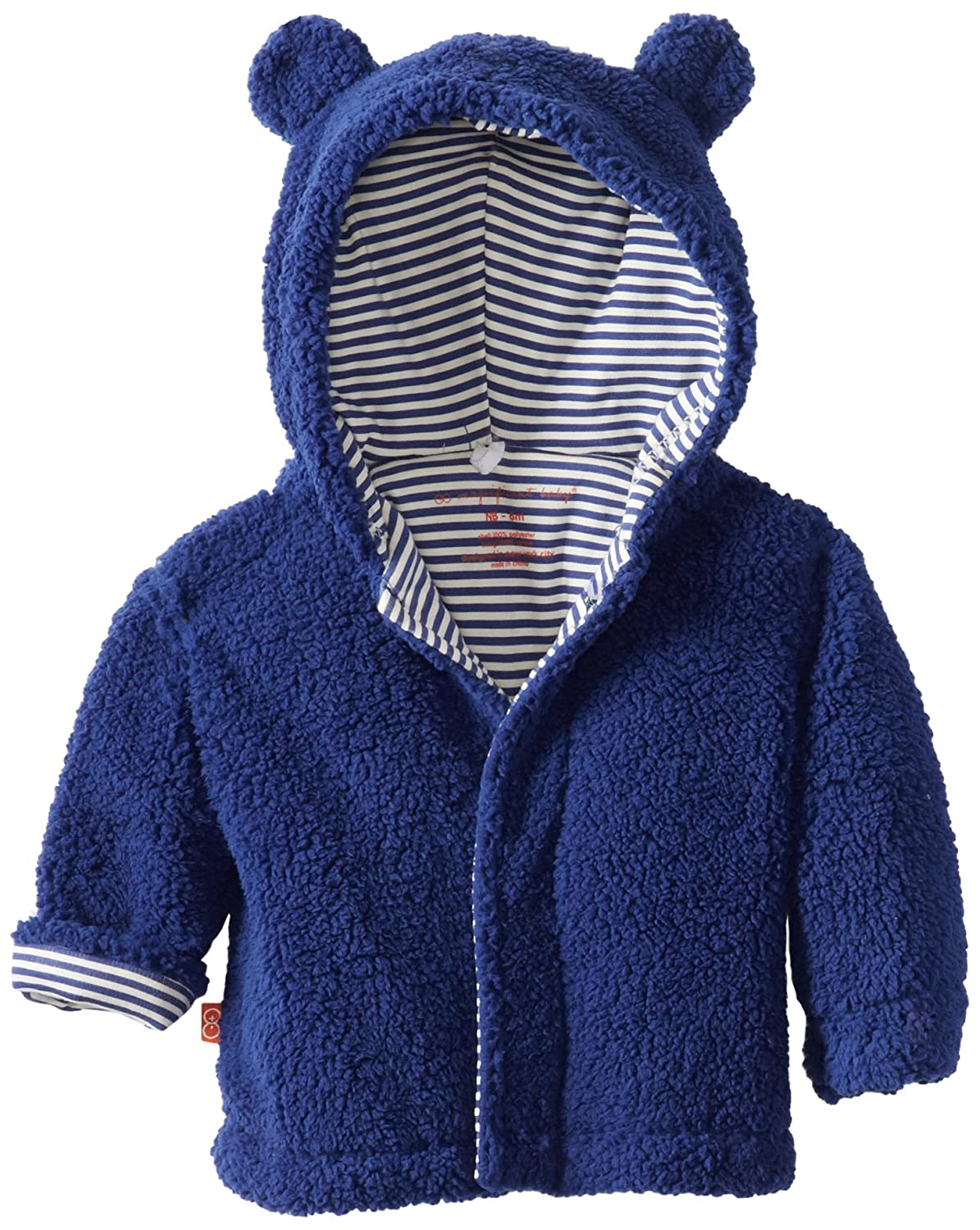 Magnificent Baby Hooded Bear Jacket, 12-18 Months, Mocha 5003U--12-18M