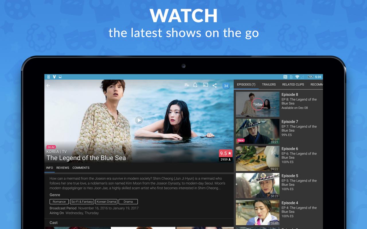 Mac drama videos promos online